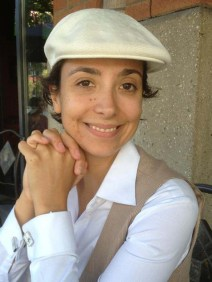 Naomi Moses has more than 10 years of experience in editing, writing, teaching, and communications. She joined the Editors' Association of Canada in 2012. Photo courtesy of Naomi.
